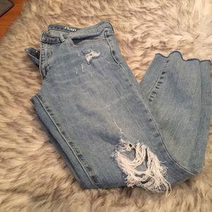 GAP Jeans - Gap authentic true skinny jeans